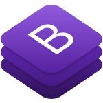 Bootstrap ロゴ アイコン