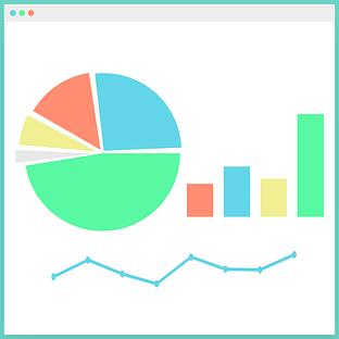 SSRS グラフ チャート