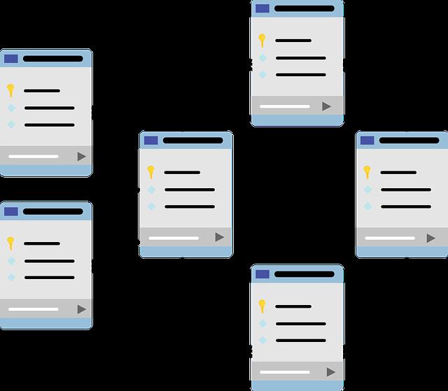 データベース テーブル リレーショナル