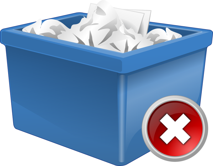 ごみ箱のファイルの自動削除と期間設定