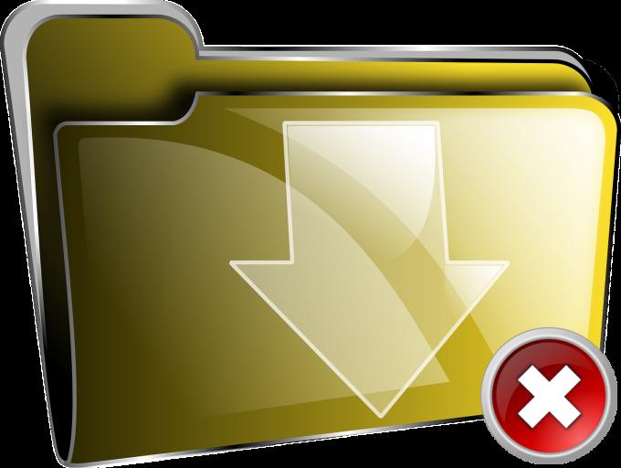 ダウンロードファイルの自動削除