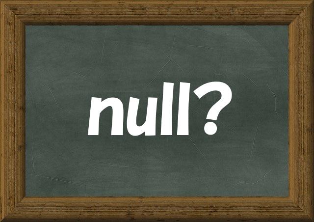 null演算子